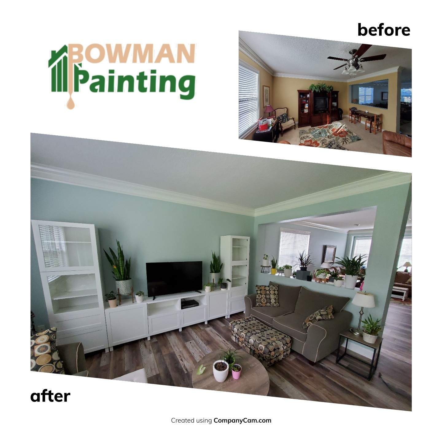 Bowman Painting Celebrates 15 Years! 2